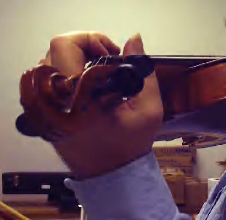 how to make fingers stronger for violin